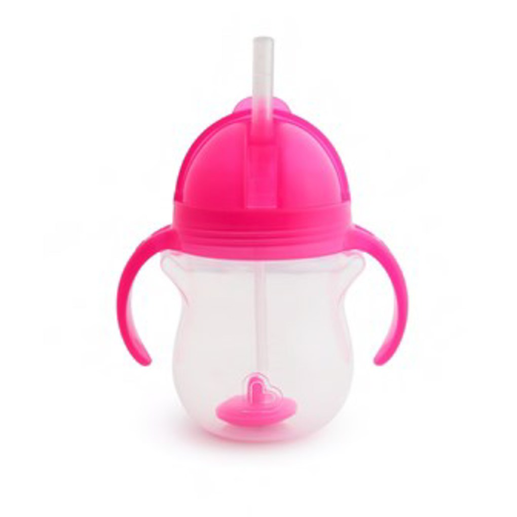 Εκπαιδευτικό Ποτήρι Tip & Sip Cup 207ml - Pink