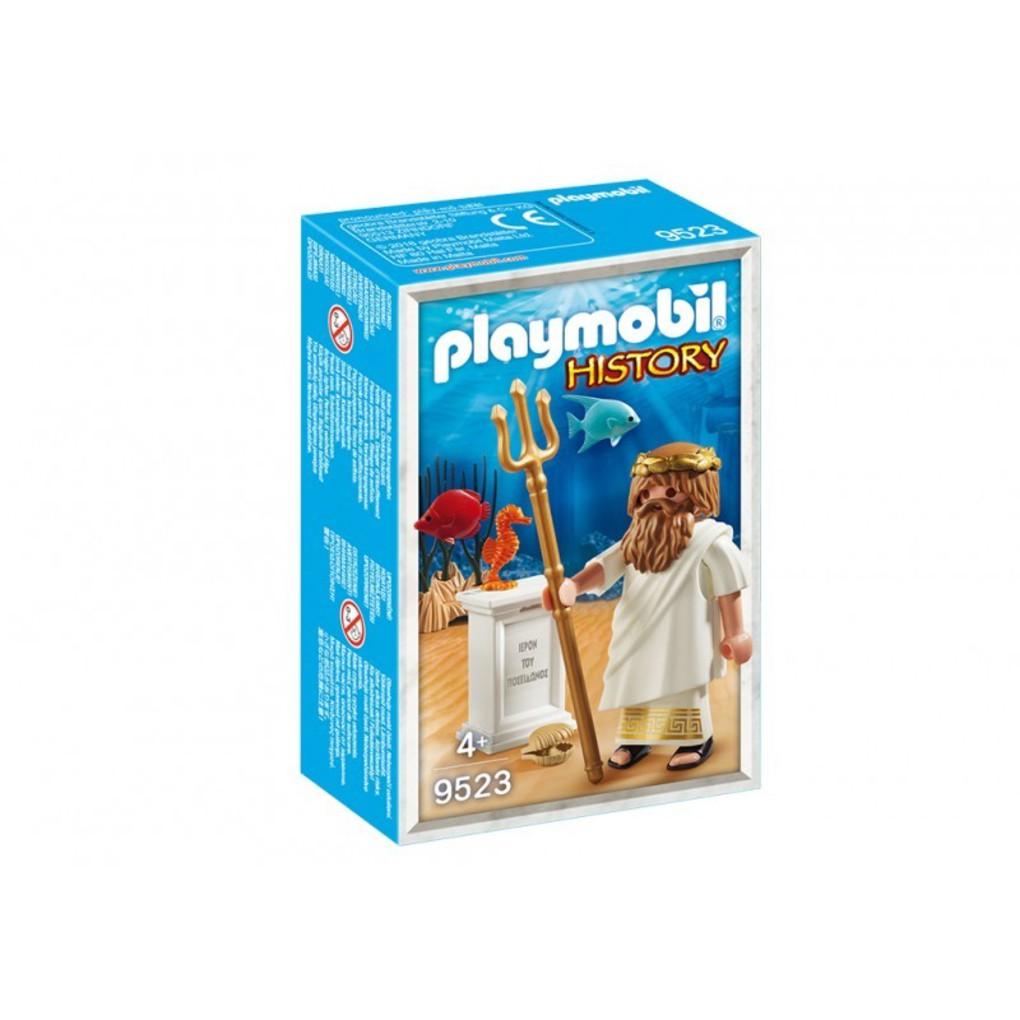 Playmobil Θεός Ποσειδώνας