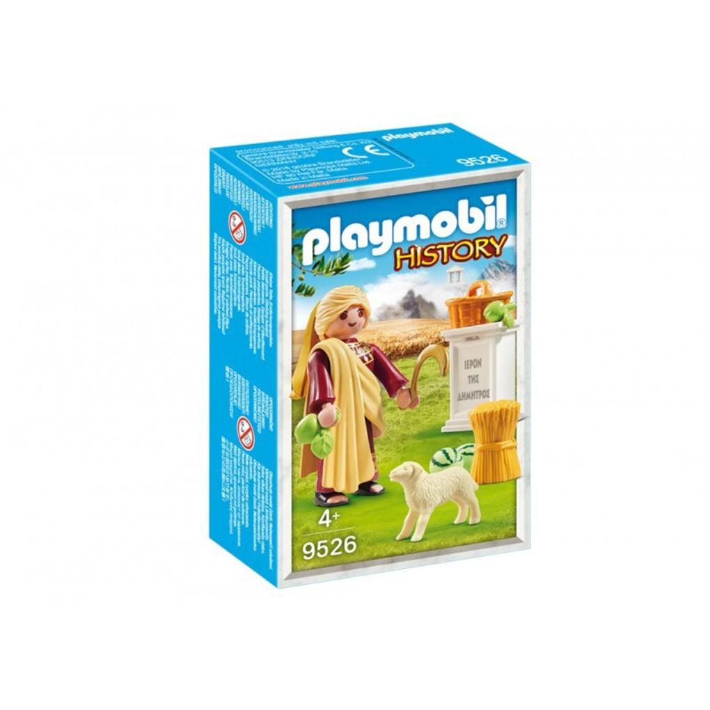Playmobil Θεά Δήμητρα
