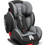 Giordani Κάθισμα Αυτοκινήτου Helios Oμ.1-2-3 Isofix