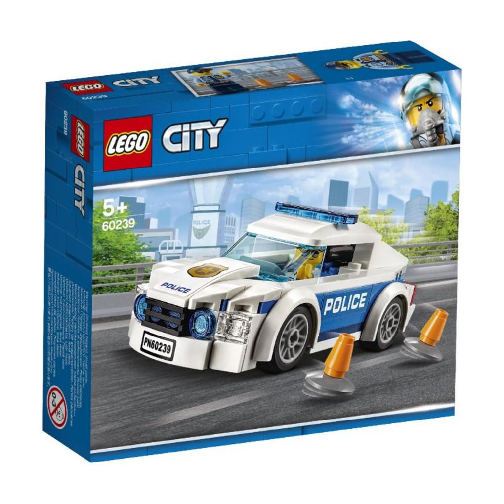 LEGO City Περιπολικό Της Αστυνομίας