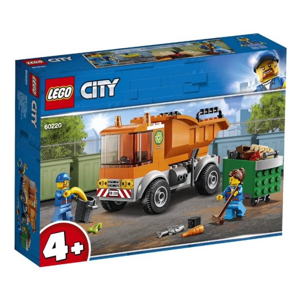 LEGO City Απορριμματοφόρο