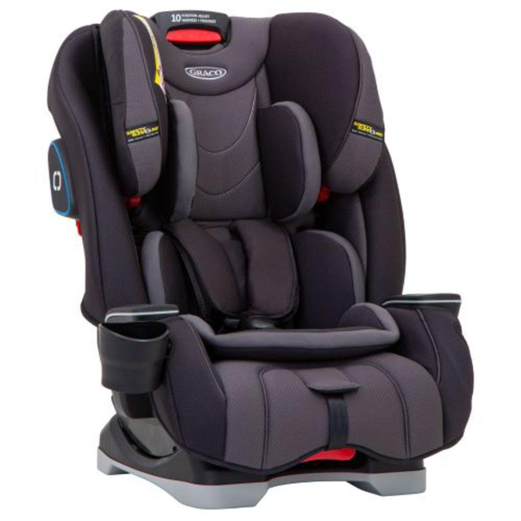 Graco Κάθισμα Αυτοκινήτου Slimfit Midnight Grey Ομ.0+/1-2-3