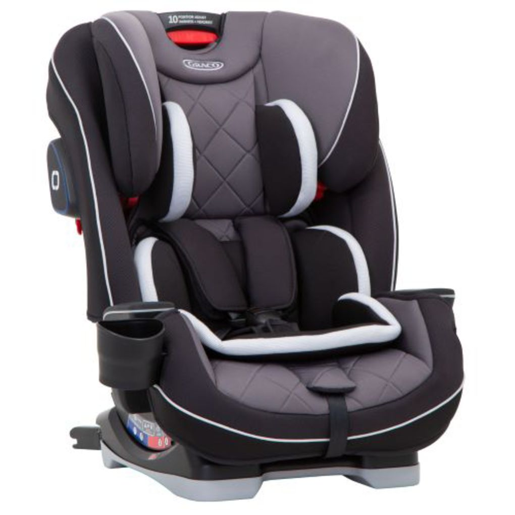 Graco Κάθισμα Αυτοκινήτου Slimfit LX Slate Ομ.0+/1-2-3