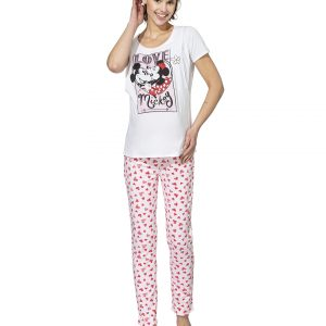 Γυναικεία Πιτζάμα Θηλασμού Mickey & Minnie