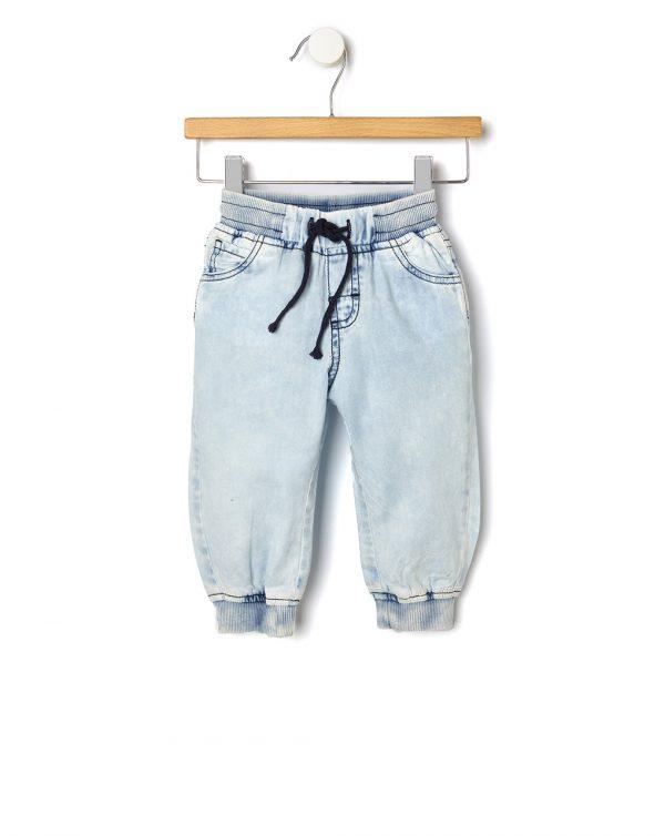 Παντελόνι Denim Ανοιχτόχρωμο για Αγόρι
