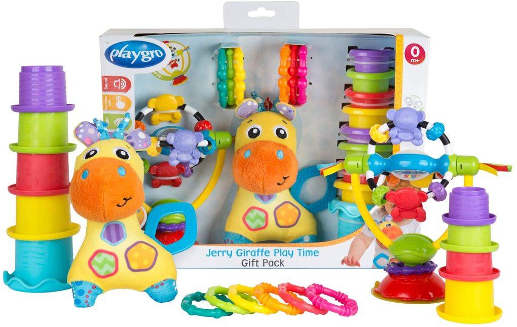 Playgro Jerry Giraffe Play Tim Gif Pac