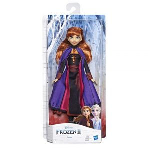 FROZEN 2 FASHION DOLL 2 ΣΧΕΔΙΑ