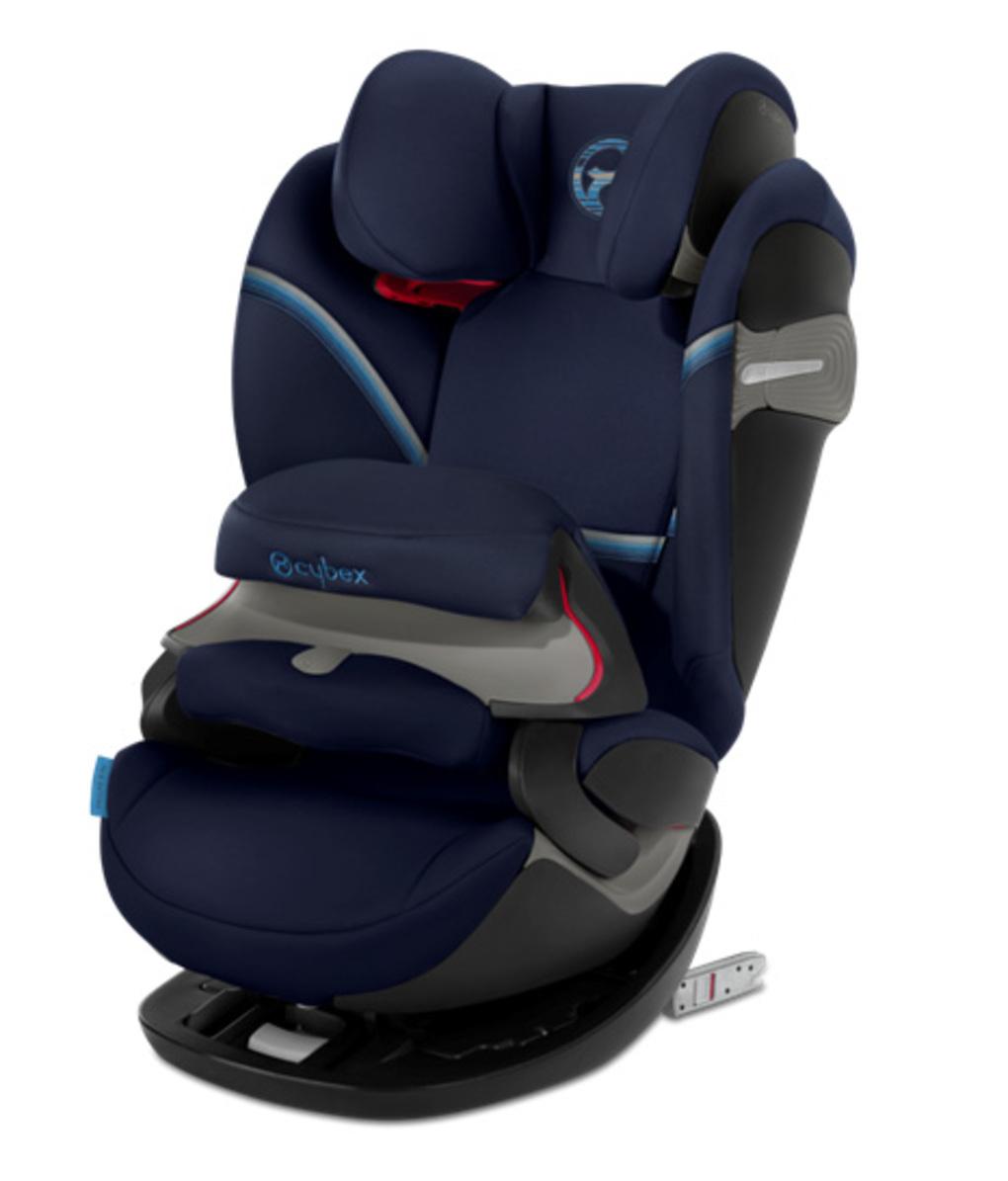 Κάθισμα αυτοκινήτου Pallas S-Fix Navy Blue
