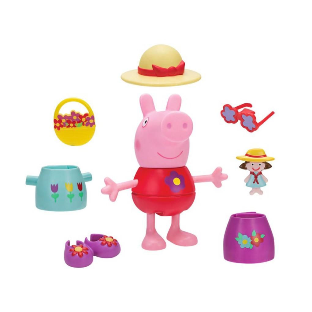 Peppa Pig Dress Up Φιγούρα 10Εκ