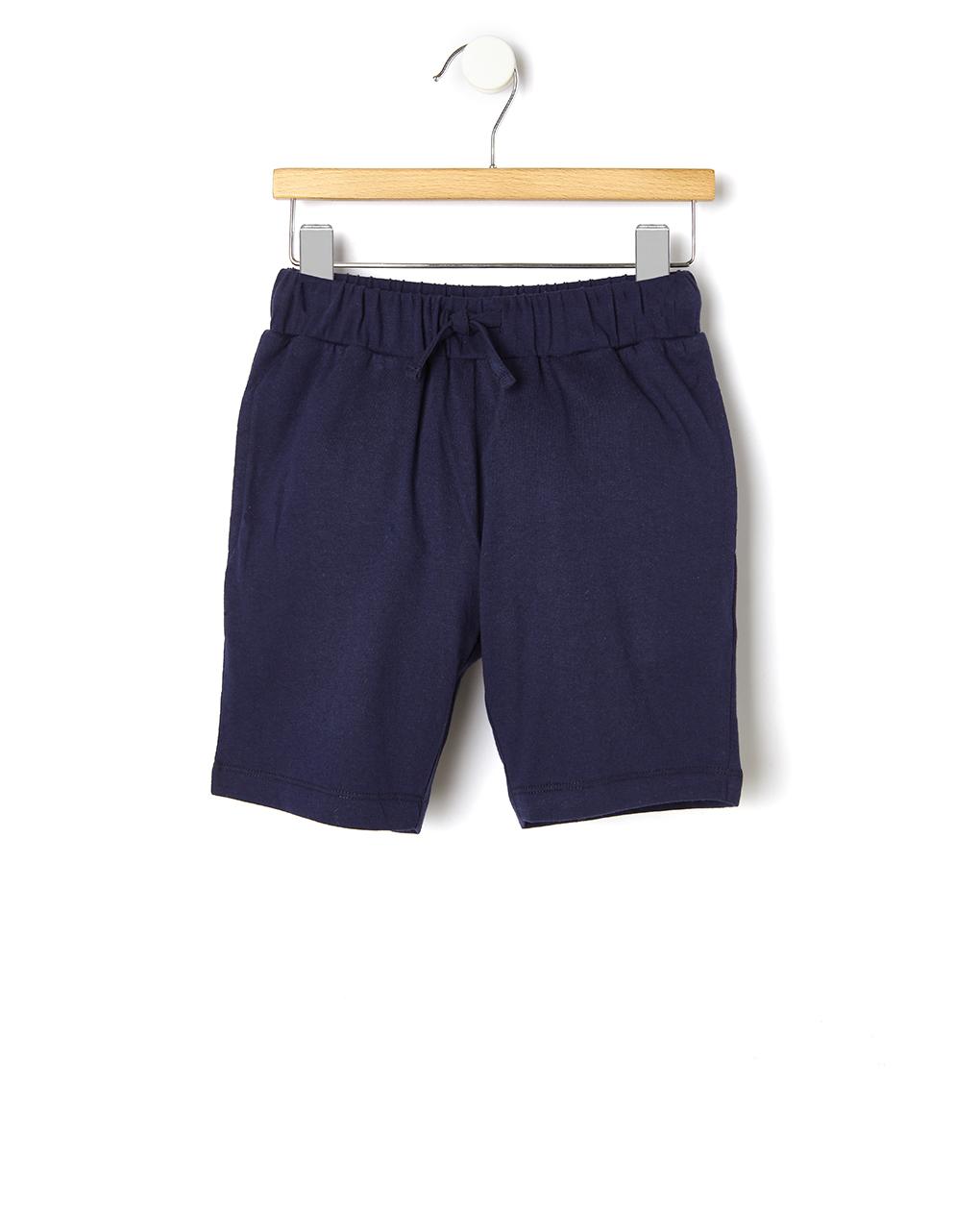 Βερμούδα Jersey Μπλε για Αγόρι