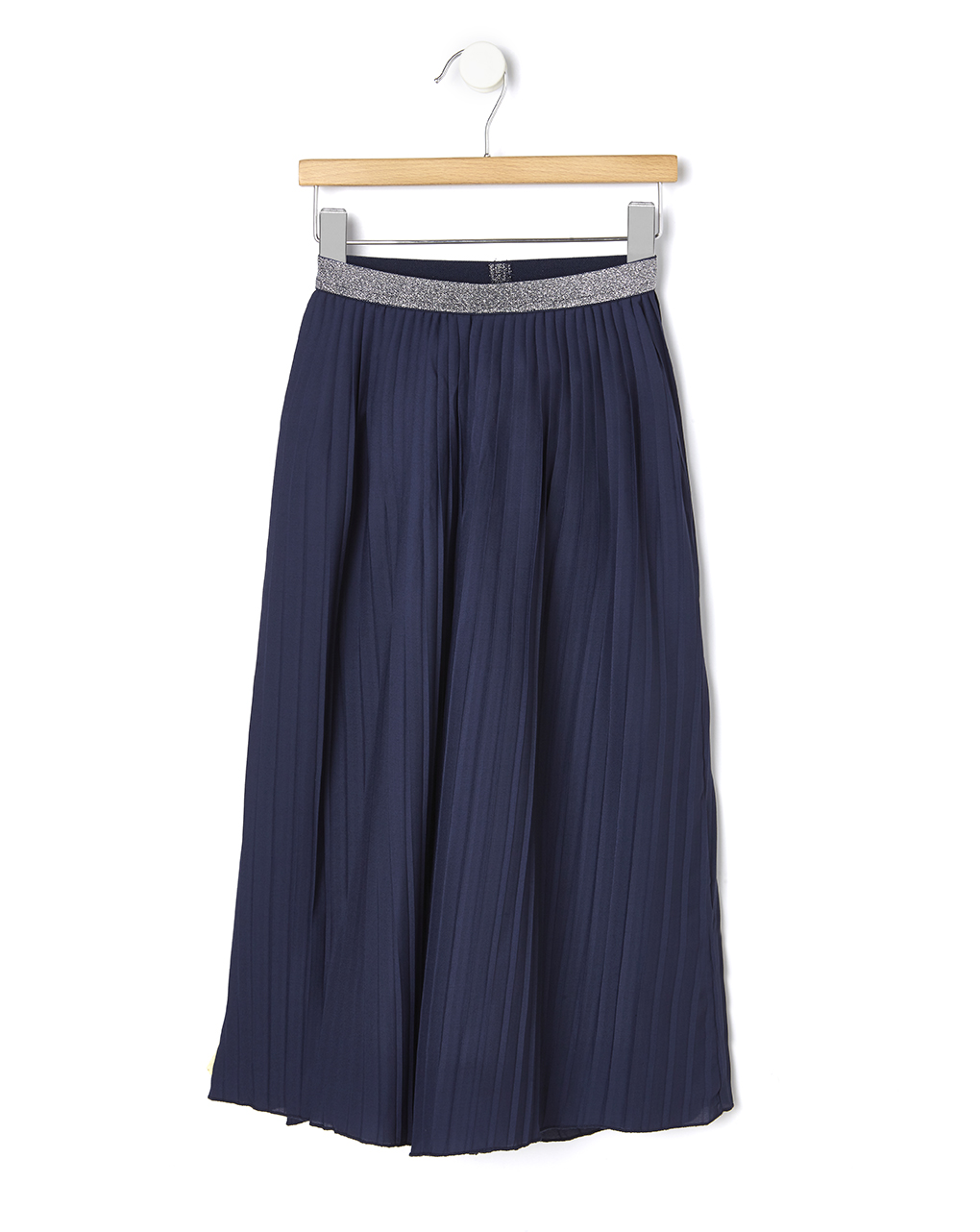 Παντελόνα Πλισέ Μπλε για Κορίτσι