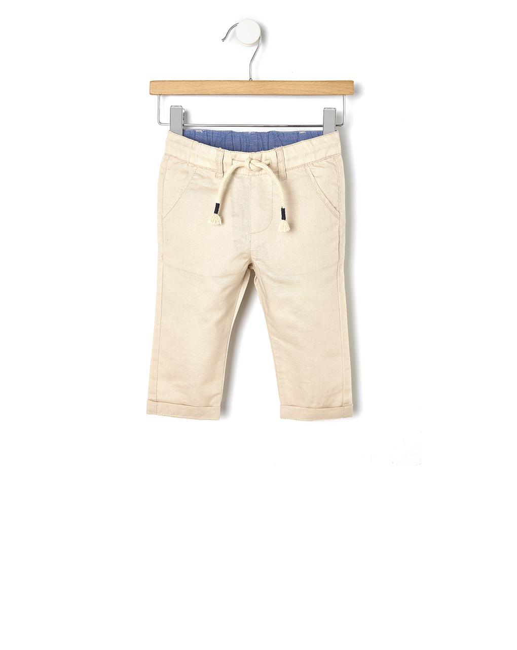Παντελόνι Λινό για Αγόρι