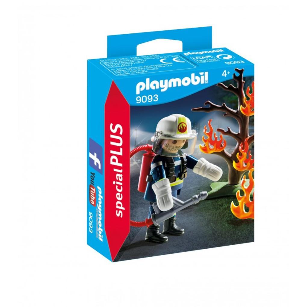 Playmobil Δασοπυροσβέστης