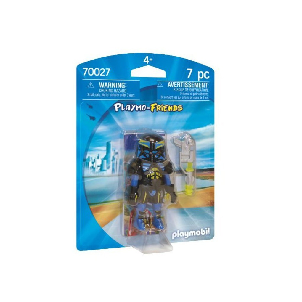 Playmobil Πράκτορας του Διαστήματος