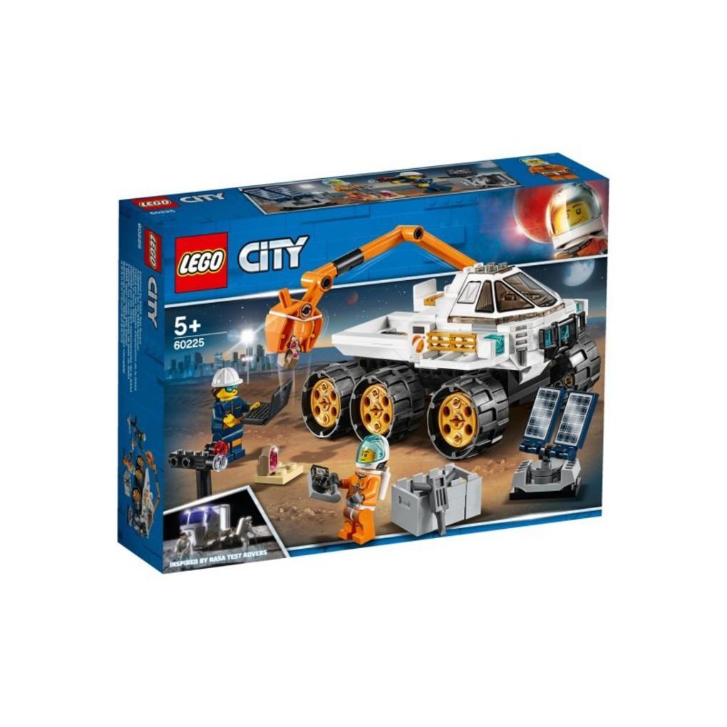 LEGO City Δοκιμαστική Βόλτα Διαστημικού Οχήματος 60225