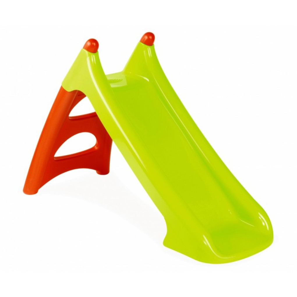 Smoby Τσουλήθρα XS Παιδική Πορτοκαλί/Πράσινη