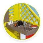Smoby Nature Playhouse Με Κουζίνα