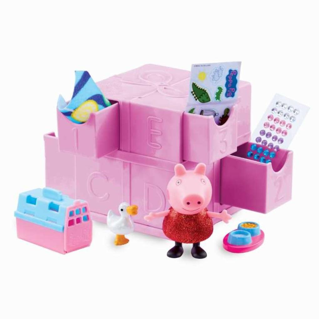 Peppa Pig Η Μυστική Έκπληξη Της Πέππα Σειρά 2 Φιλαράκια Και Ζωάκια