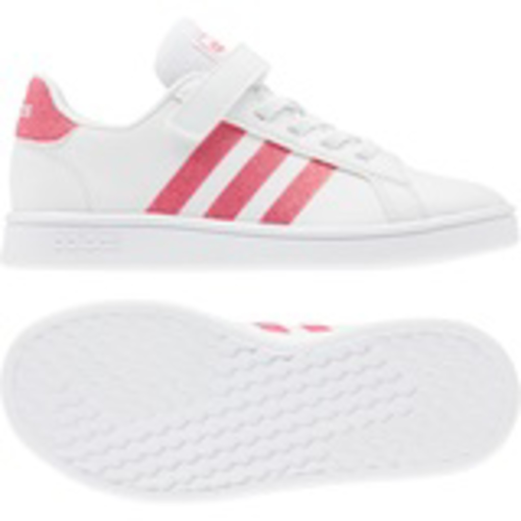Αθλητικά Παπούτσια Adidas Grand Court C EG3811 για Κορίτσι
