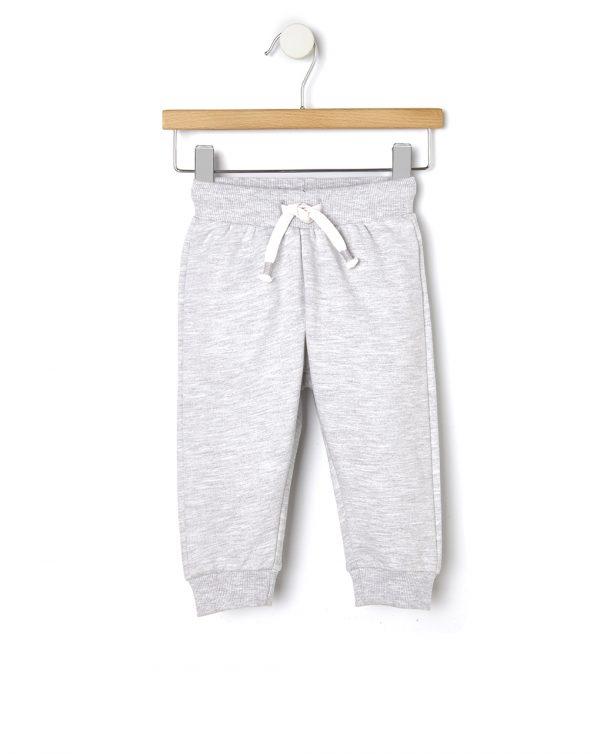 Παντελόνι Φόρμας Basic Γκρι για Αγόρι