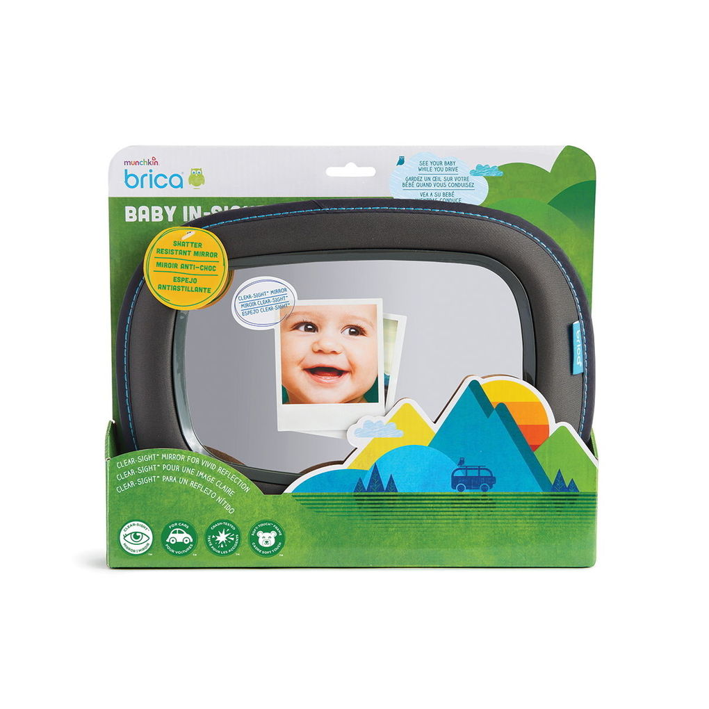 BABY IN SIGHT MIRROR FOR CAR