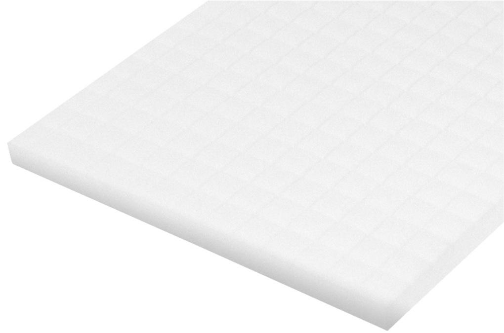 Στρώμα Παρκοκρέβατου 'Εκτωρ Αντιβακτηριδιακό Ελαστικό - Σε 2 Διαστάσεις