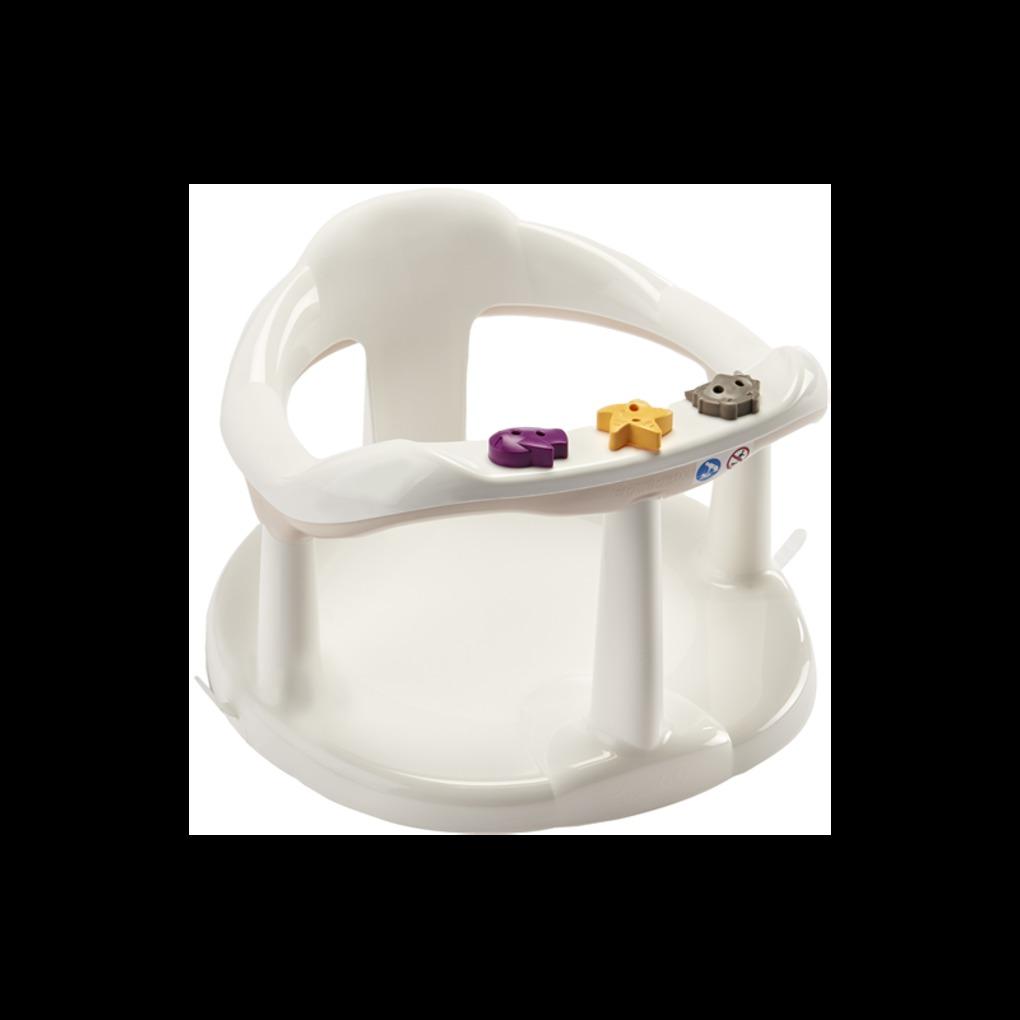 Thermobaby Δαχτυλίδι μπάνιου Aquababy White