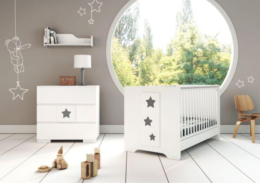 Casababy Κρεβάτι Stars 70X140
