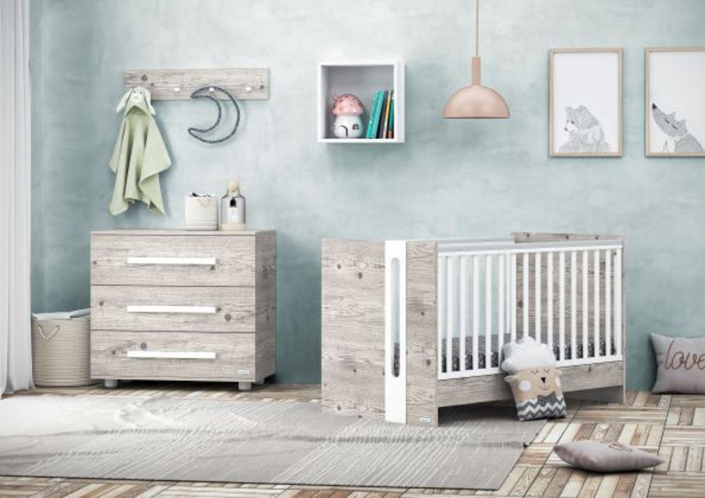 Casababy Κρεβάτι Hugo 70X140