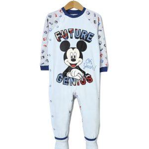 Ολόσωμο πιτζαμάκι Mickey Mouse