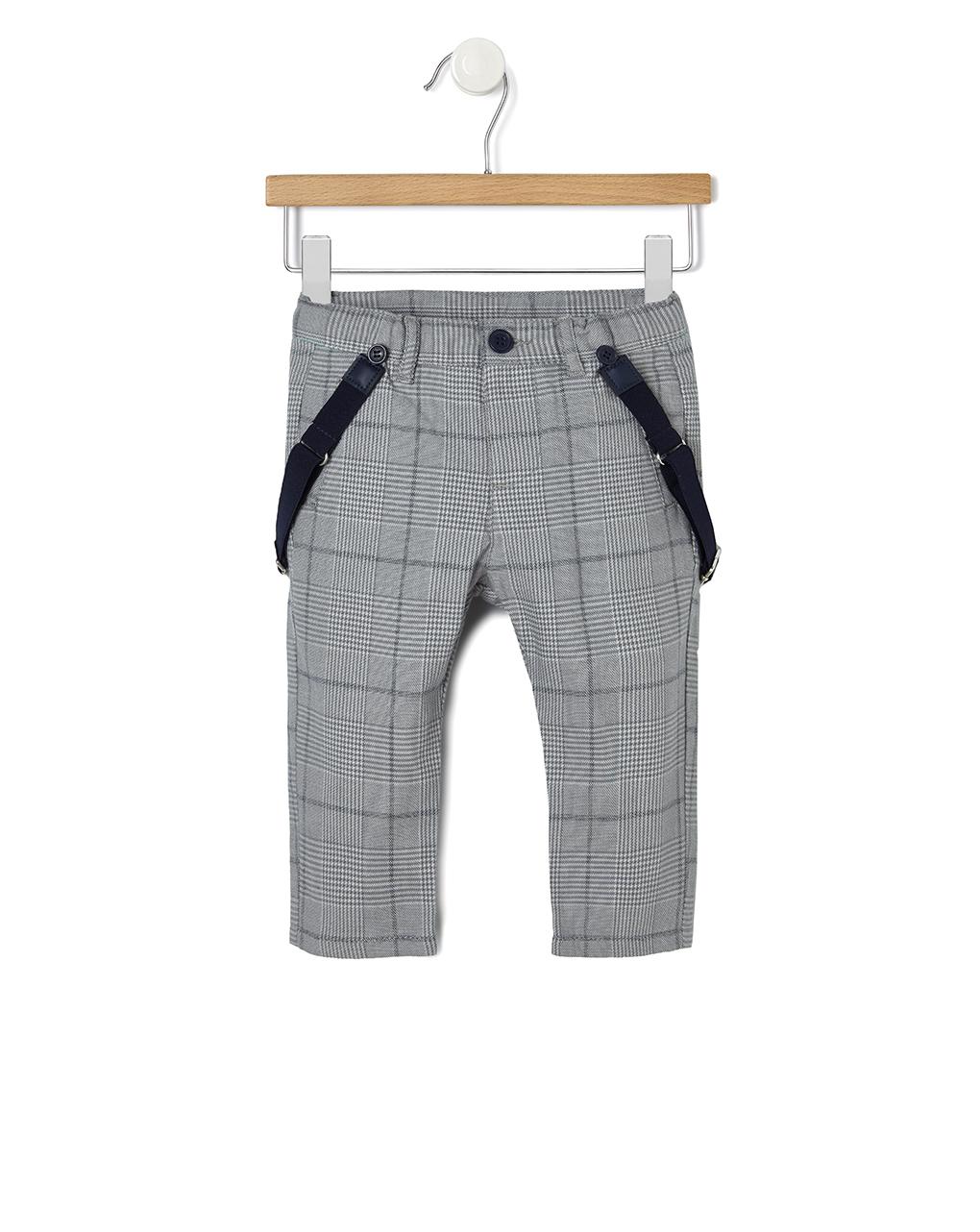 Παντελόνι με τιράντες Elegant