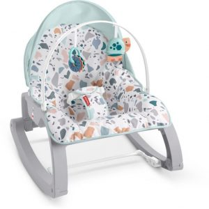 Fisher Price Κούνια-Ριλάξ Deluxe Infant to Toddler
