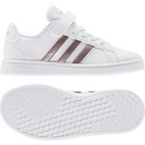 Αθλητικά Παπούτσια Adidas Grand Court C EF0107 για Κορίτσι