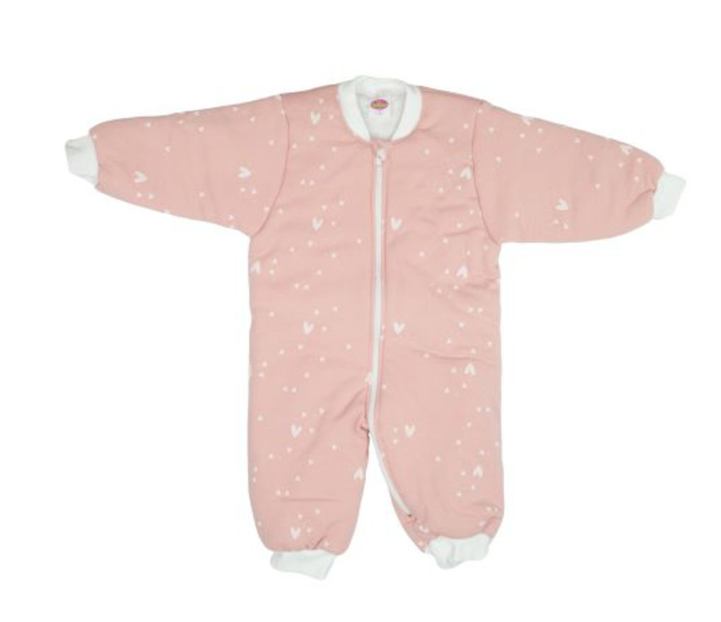 Tender Υπνόσακος Little Hearts 2.5 Tog PINK ΜΕΓ.4