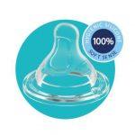 Μπιμπερό Πλαστικό Well Being Unisex 330 ml