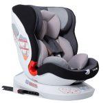 Belletti Κάθισμα Αυτοκινήτου Allever Isofix Cool Grey - Ομ.0+/1-2-3