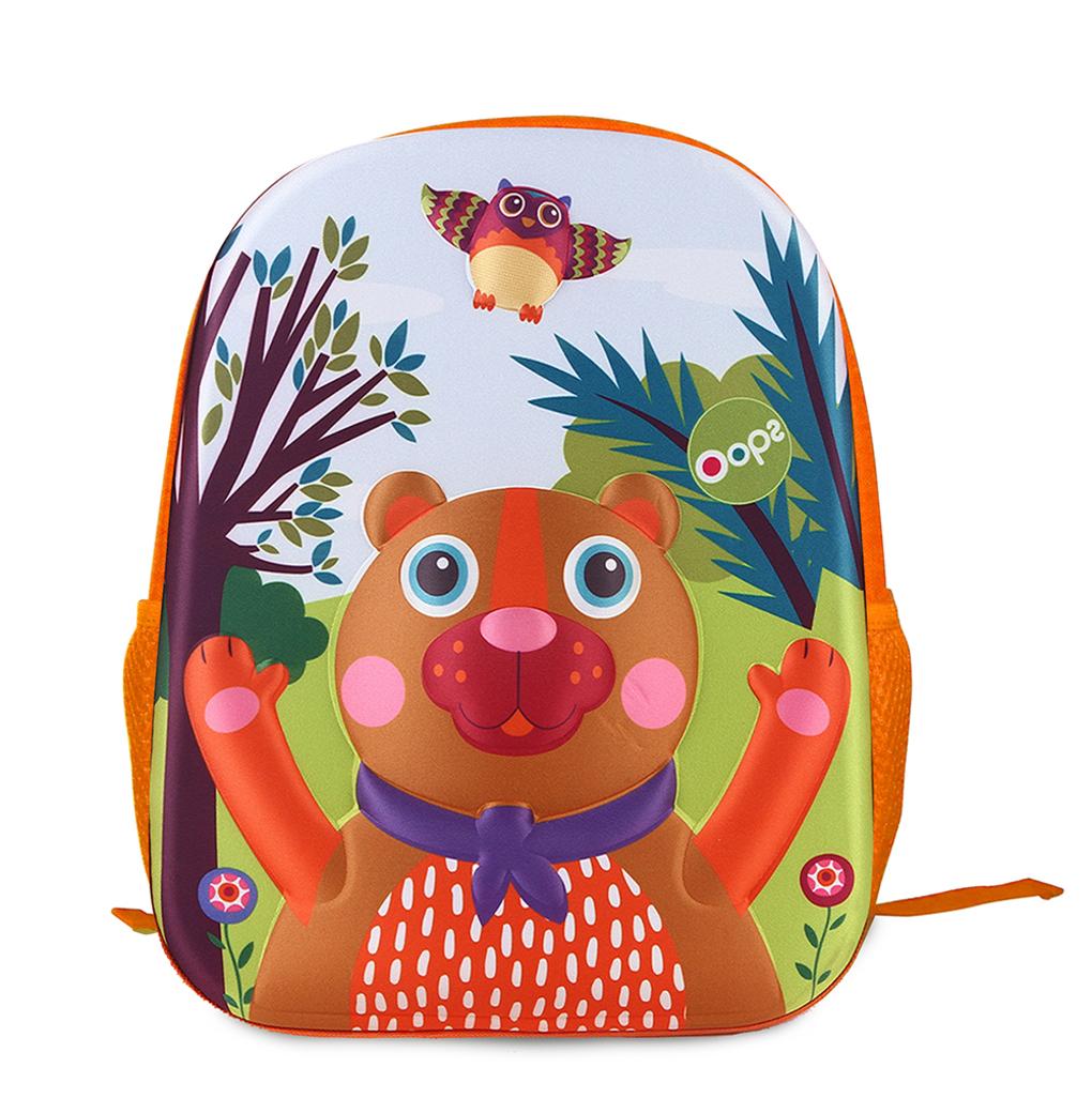 Τσάντα πλάτης Happy BackPack Bear