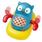 Skip Hop Zoo Paddle & Go Παιχνίδι μπάνιου Κουκουβάγια