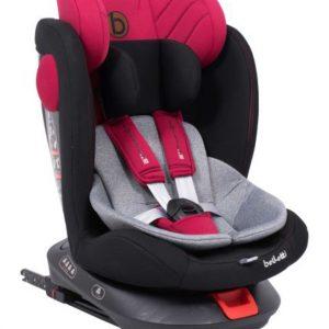 Κάθισμα αυτοκινήτου Belletti Twister Isofix Red Jam Ομ.0+/1-2-3