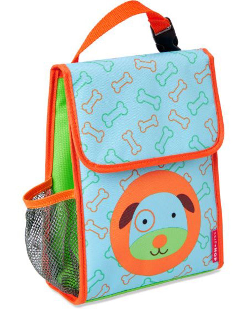 Skip Hop Zoo Παιδική Ισοθερμική Τσάντα Σκυλάκι