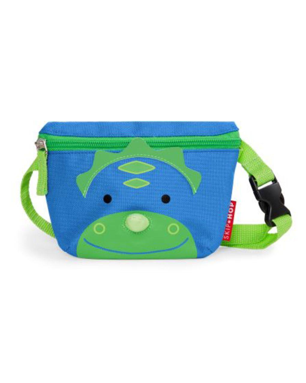 Skip Hop Παιδική Τσάντα Zoo Hip Pack Δεινόσαυρος
