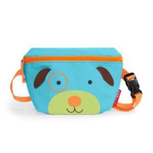Skip Hop Παιδική Τσάντα Zoo Hip Pack Σκυλάκι