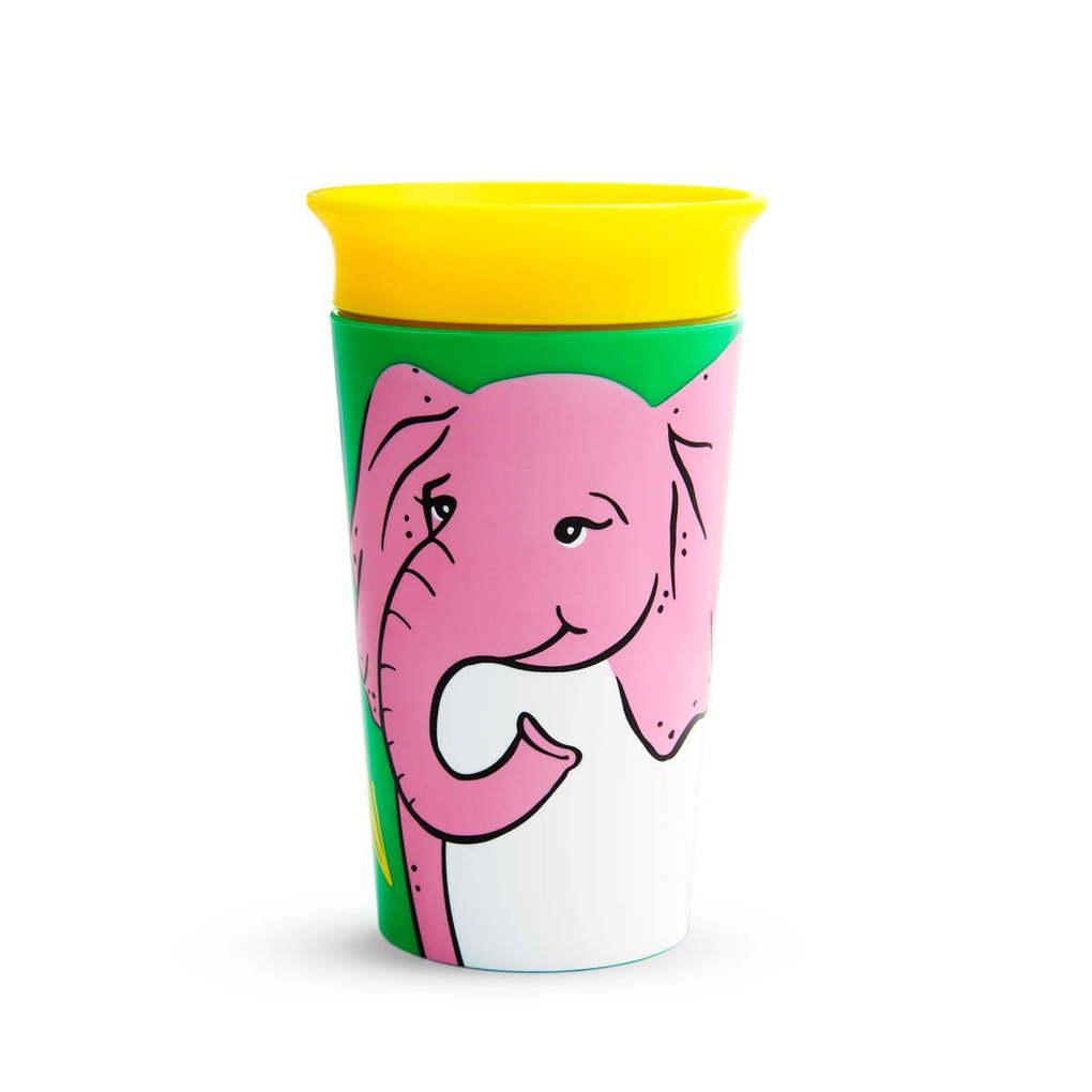 Ποτήρι Miracle Sippy 266 ml – Ελέφαντας