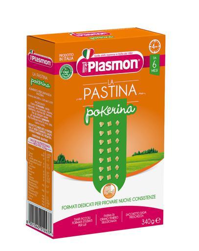 Pastina Plasmon Pokerina – 340 Gr