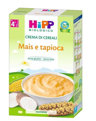 Hipp - Crema Mais E Tapioca 200G