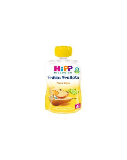 Hipp - Frutta Frullata Pera E Mela 90G