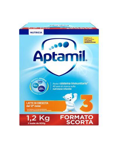 Aptamil - Latte Aptamil 3 Polvere 1200G