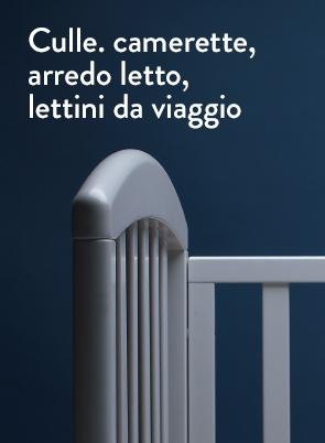 CAMERETTE E LETTINI