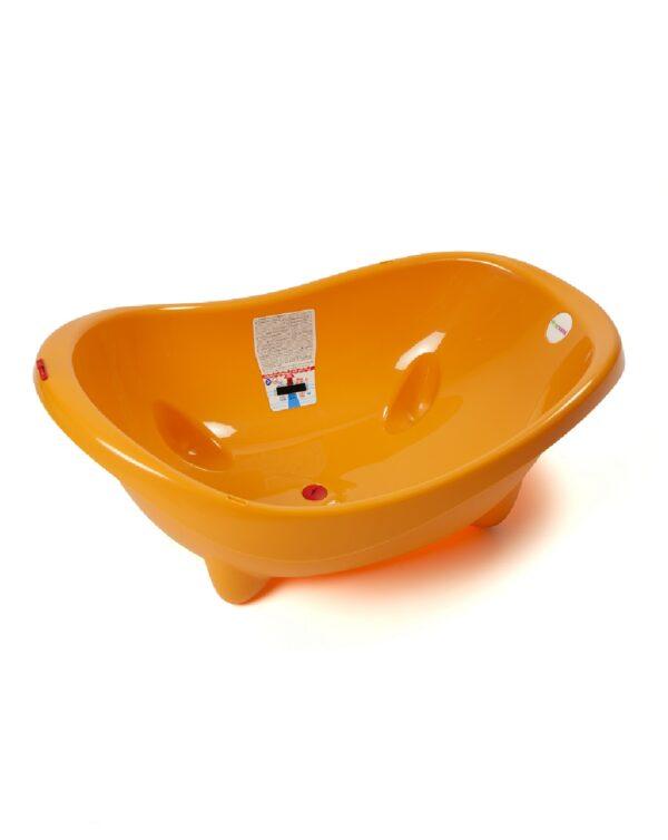 Vaschetta soap-bubble arancio - Giordani